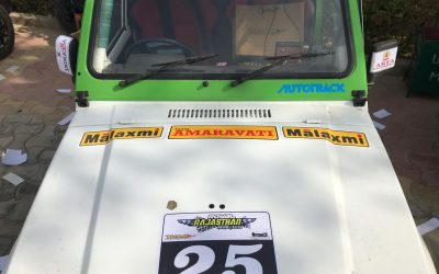 Thar Motorsport Royal Rajasthan Rally 2019