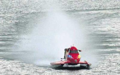 CM Chandrababu Naidu inaugurates F1H2O World Championship